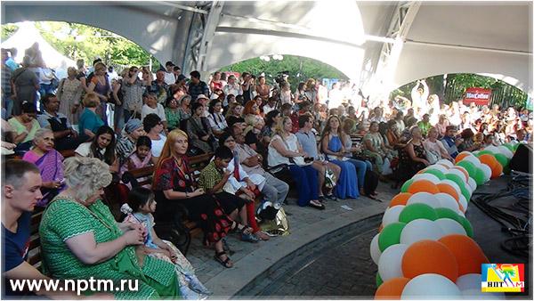 День Независимости Индии в Москве 2018 в парке Сокольники. Фоторепортаж Марии Карпинской