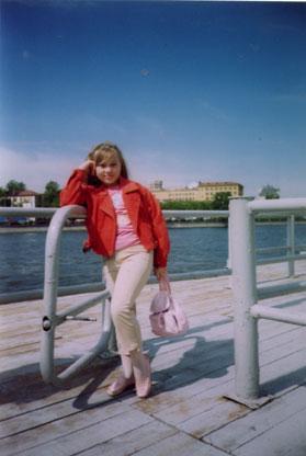 Маша Носикова