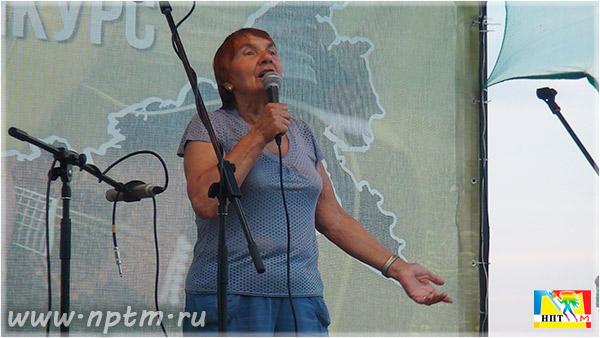 Всероссийский туристический фестиваль-конкурс авторской песни. Путешествие с Новым Планетарным Телевидением М. Репортаж Марии Карпинской