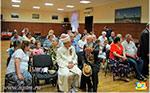 Концерт в честь 75-летия со дня формирования панфиловской девизии в Нелидово