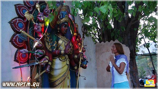 Путешествие Марии Карпинской по Индии 2018. Фоторепортаж студии Марии Карпинской