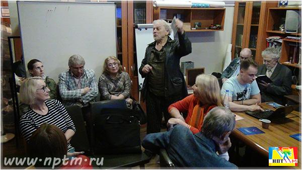 Фильм Артура Зариковского Любовь в одно небо. Мария Карпинская, НПТМ