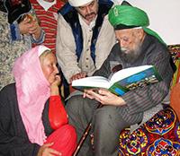 Мария Карпинская и Святой Шейх Назим Аль-Хаккани