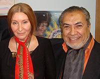 Мария Карпинская и Доктор Мухаммад Саид Аль Рошд