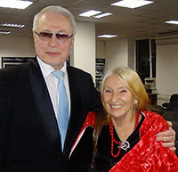 Мария Карпинская и Савелов-Дерябин Александр Михайлович