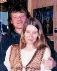Мария Карпинская и Владимир Нелюбин