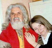 Мария Карпинская и Виктор Прус