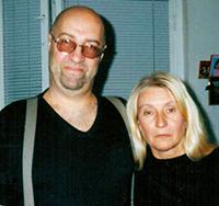 Мария Карпинская и Игорь Тимофеев