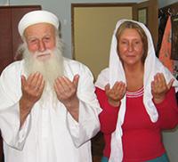 Мария Карпинская и Шейх Нигматулла Халил Ибрагим