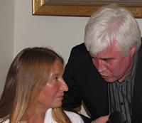 Мария Карпинская и Ловчев Евгений Серафимович