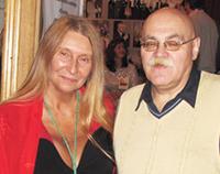 Мария Карпинская и Геннадий Норд
