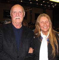 Мария Карпинская и Станислав Говорухин