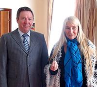 Мария Карпинская и Королёв Олег Петрович
