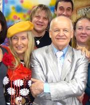 Мария Карпинская и Черепков Виктор Иванович
