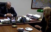 Мария Карпинская и Азаров Виталий Михайлович