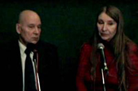 Мария Карпинская и Олег Семенович Шенин