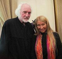 Мария Карпинская и Борис Химичев