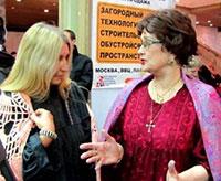 Мария Карпинская и Зинаида Кириенко