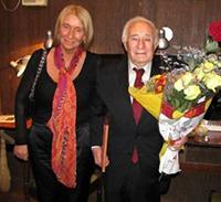 Мария Карпинская и Георгий Натансон