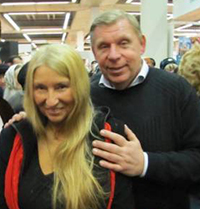 Мария Карпинская и Александр Пятков