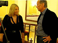 Мария Карпинская и Михаил Задорнов