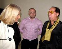 Мария Карпинская и Евгений Герчаков
