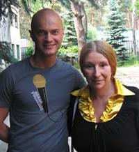Мария Карпинская и Влад Яма