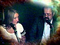 Мария Карпинская и Джордже Качански