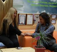 Мария Карпинская и Геннадий Ткаченко-Папиж