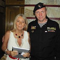 Мария Карпинская и Арсений Крицкий