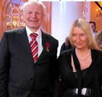 Мария Карпинская и Борис Николаевич Лагутин
