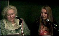 Мария Карпинская и Светлана Павловна Лях