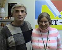 Мария Карпинская и Подосинников Анатолий Анатольевич