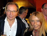 Мария Карпинская и Юрий Розум