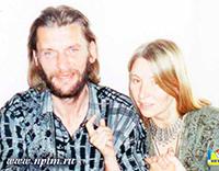 Мария Карпинская и Владимир Оксиковский