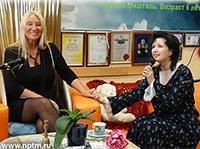 Мария Карпинская и Ирина Шведова