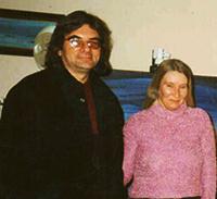 Мария Карпинская и Леонид Тимошенко