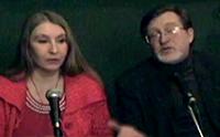 Мария Карпинская и Олег Николаевич Пивоваров