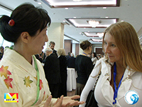 Мария Карпинская и Кае Мори