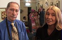 Мария Карпинская и Анатолий Ильич Кретов-Даждь