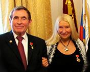 Мария Карпинская и Лёвин Алексей Гаврилович