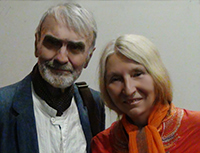 Мария Карпинская и Феликс Медведев