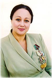 Марина Викторовна Красина-Земляная