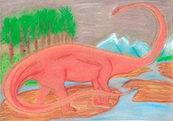 12 Природный мир прошлого