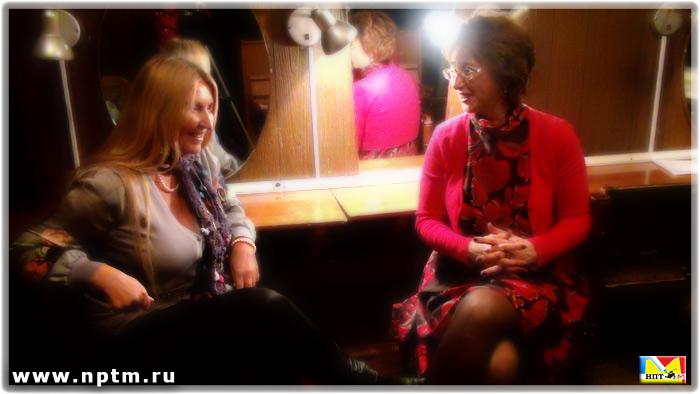 Интервью Марии Карпинской у дочери Николая Никитского - Алевтины Николаевны Оранской