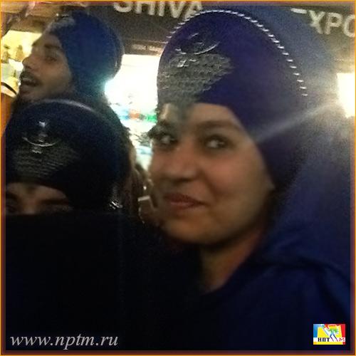Праздник сикхов в Дели. Индия. Статья Марии Карпинской