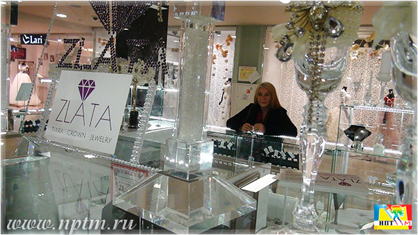 Мария Карпинская в бутике Марты Ананян Zlata. Фоторепортаж студии Марии Карпинской