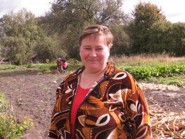 Фото деревенских женщин, в три дырочки три члена