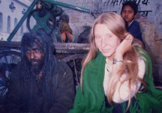 Обращение Марии Карпинской к индийскому народу