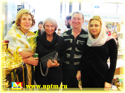 Православная выставка-ярмарка на ВВЦ 70 павильон